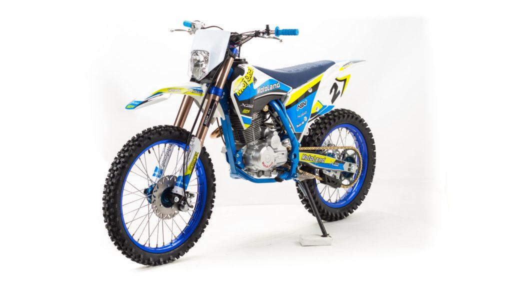 Motoland XT250 HS мотоцикл для новичка