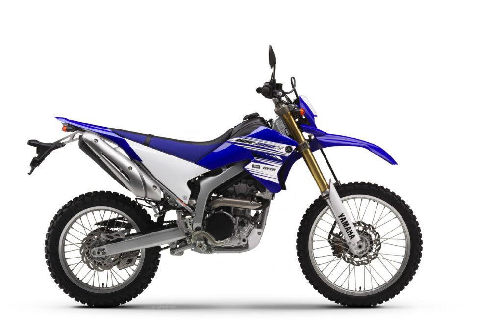 Yamaha WR250R подойдет, как мотоцикл для новичка