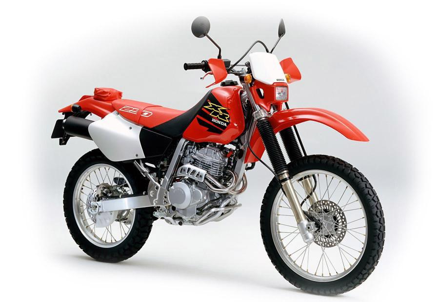 Honda XR250 один из лучших мотоциклов для новичков