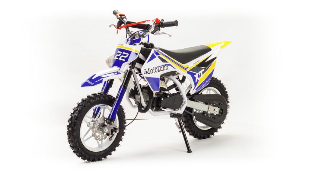 Детские мотоциклы на бензине 50 кубов