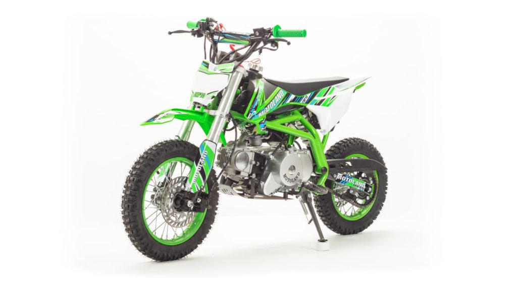 Детские мотоциклы на бензине 110 кубов
