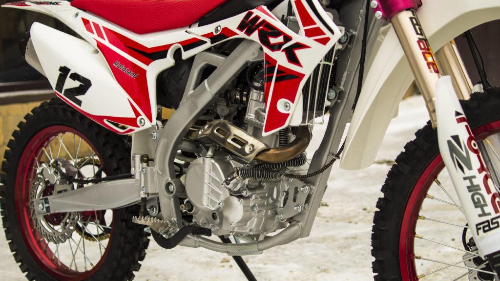 Двигатель ZS170MM-2 250см3