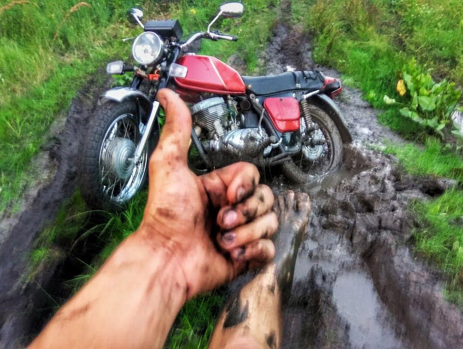 Внедорожные мотоциклы ИЖ