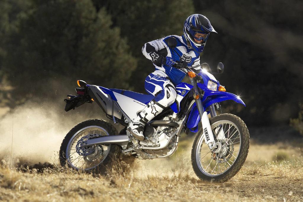 Внедорожные мотоциклы дуалспорт