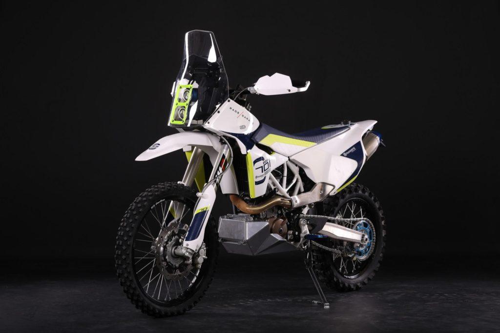 эндуро мотоцикл двойного назначения Husqvarna 701 Enduro