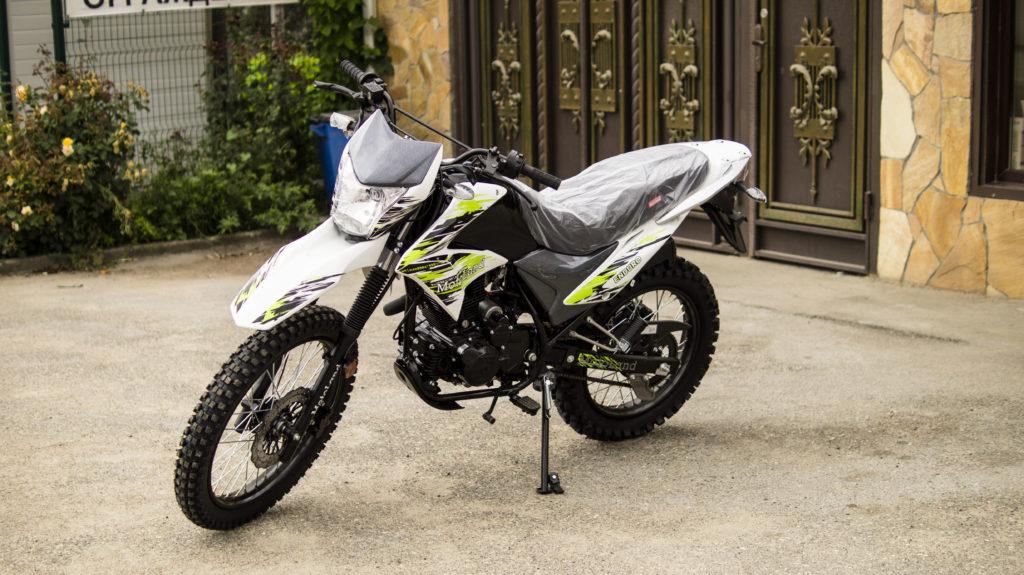 эндуро мотоцикл двойного назначения Motoland Enduro 250 LT