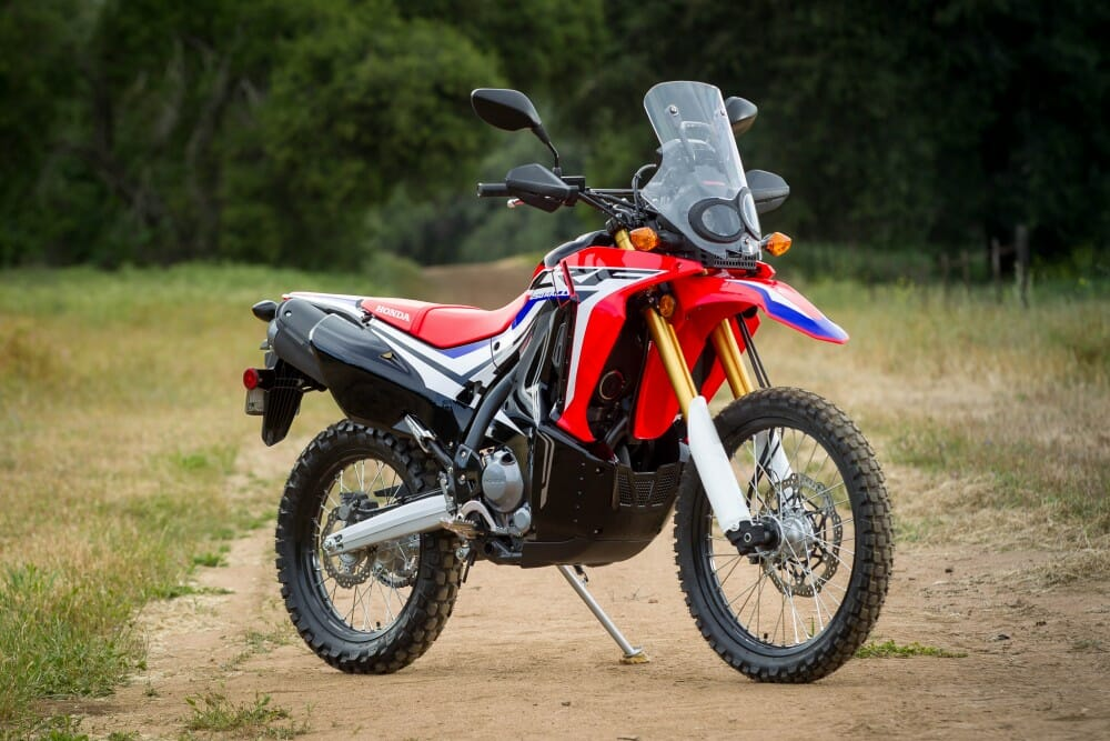 ТОП-5 китайских эндуро мотоциклов двойного назначения, для путешествий